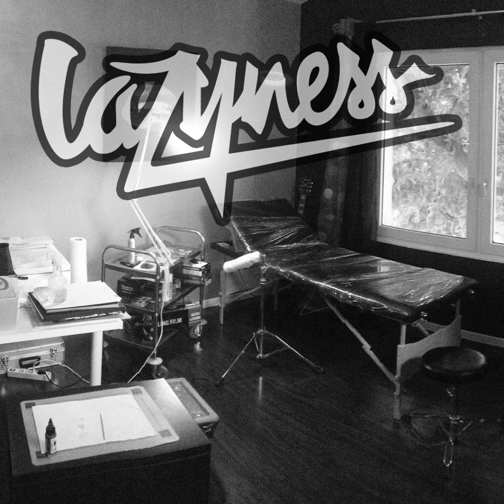 lazyness tattoo workshop